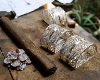 procesos de filigrana - taller artesanal